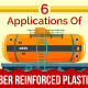 6 Applications of Fiber Reinforced Plastics