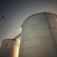 Huge petrochemical FRP storage tanks