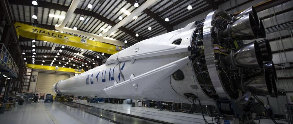 An aerospace engineering hub
