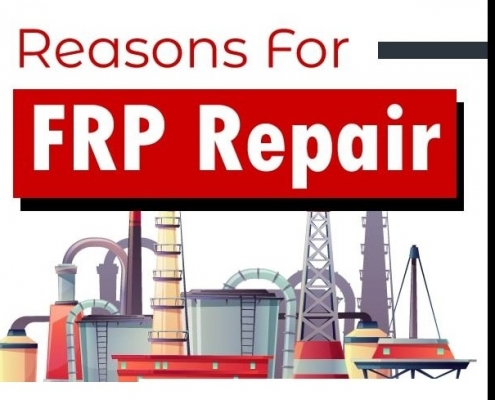 Reasons for FRP repair
